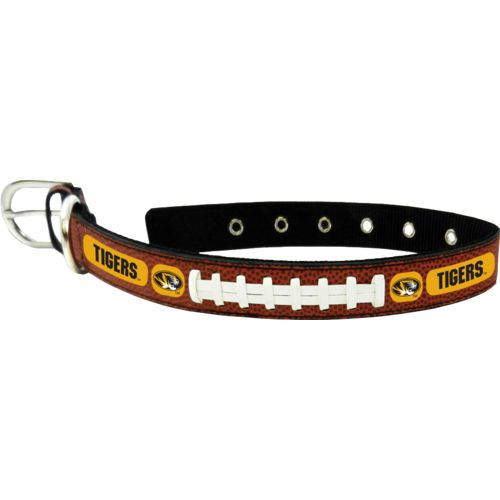 GameWear University of Missouri Classic Leather Football Collar