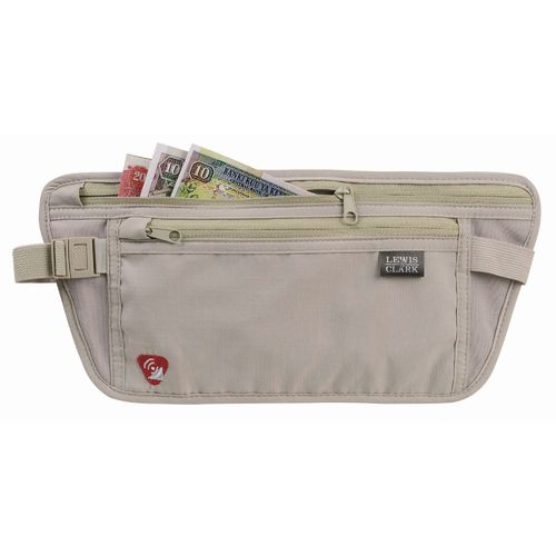 Lewis N. Clark RFID Waist Stash Bag - view number 1