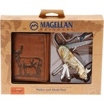 Magellan Outdoors™ Men's Realtree Camo Trifold Wallet with Tool