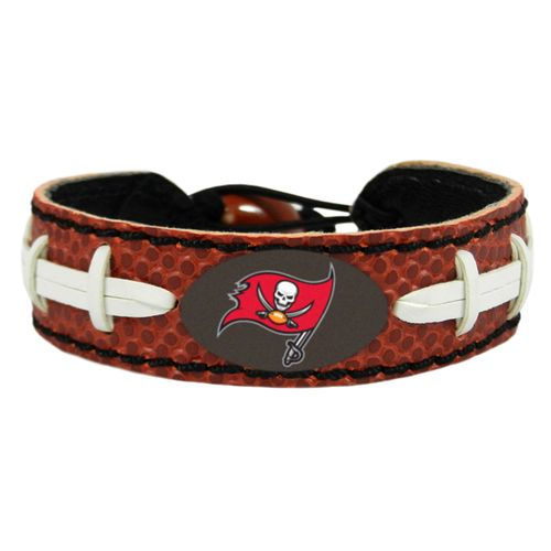 GameWear Tampa Bay Buccaneers Classic NFL Football Bracelet