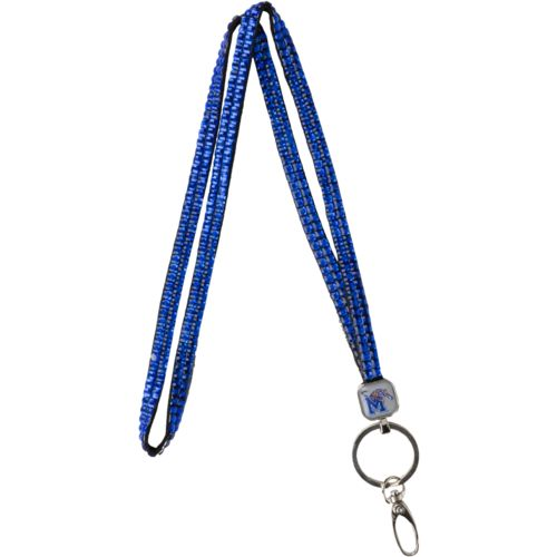 WinCraft University of Memphis Crystal Bling Lanyard