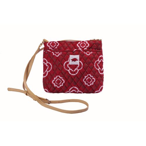 The Honour Society Women's University of Arkansas Crossbody