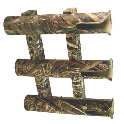 Display product reviews for Marine Raider™ Realtree Max-5® 3 Rod Holder