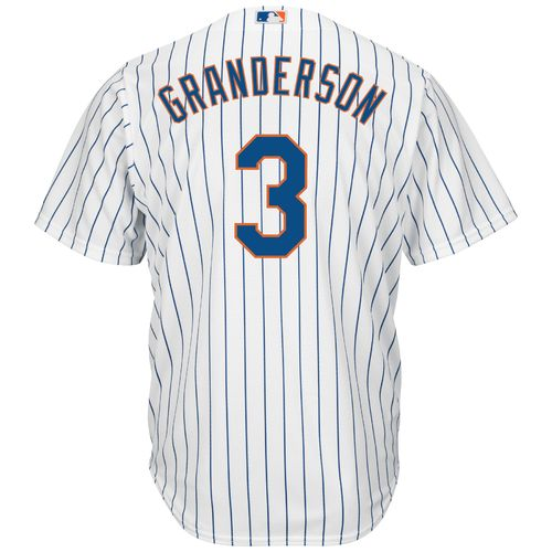 Majestic Men's New York Mets Curtis Granderson #3 Cool Base® Home Jersey - view number 1
