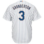 Majestic Men's New York Mets Curtis Granderson #3 Cool Base® Home Jersey