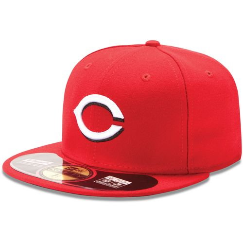 New Era Men's Cincinnati Reds 59FIFTY Cap