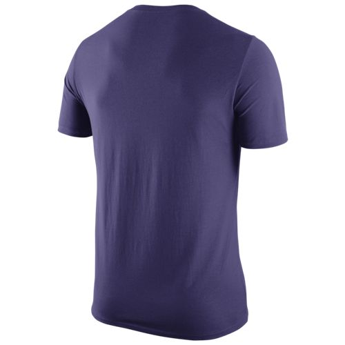 Nike™ Men's Texas Christian University Logo T-shirt - view number 2