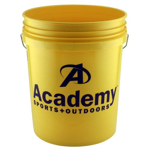 Academy sports outdoors 5 gallon pail academy for Academy sports fishing