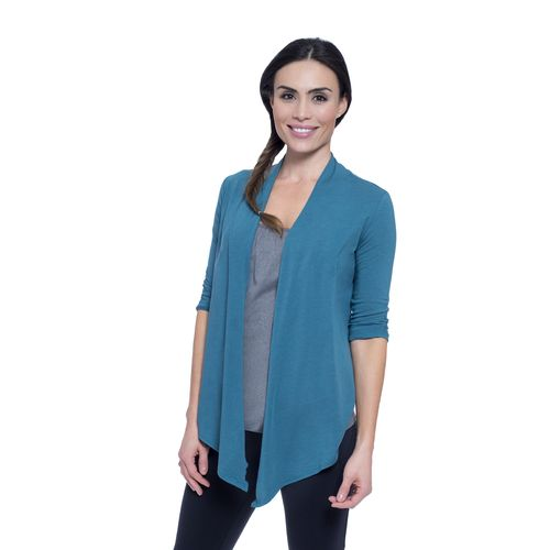 Soybu Women's Stretch Modal Meryl Wrap Cardigan