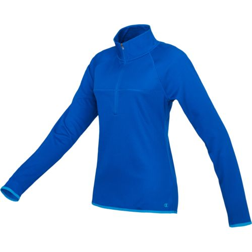Champion Women's Powertrain Tech 1/4 Zip Fleece