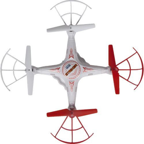 World Tech Toys Striker Spy Drone Remote Control Quadcopter With Indoor Outdoor Camera