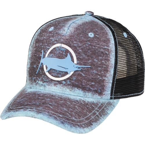 Guy Harvey Men's Academy Exclusive Crossup Trucker Hat