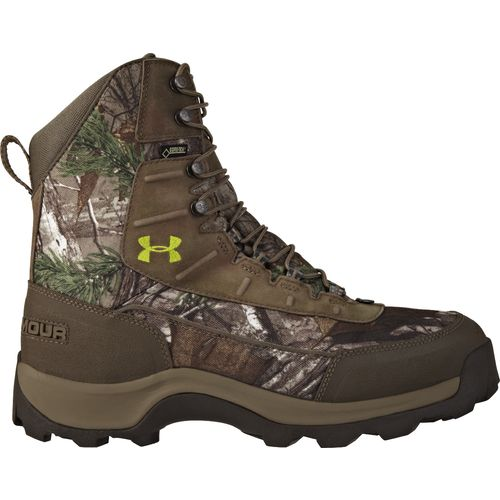 Display product reviews for Under Armour Men's Brow Tine 1,200 Hunting Boots