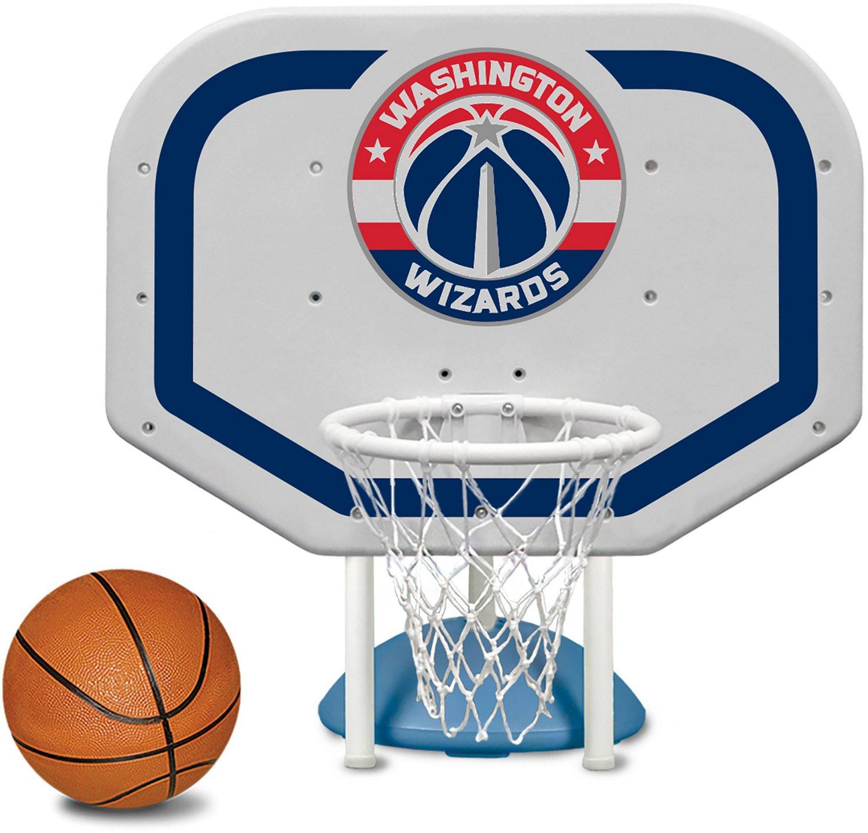 Poolmaster® Washington Wizards Pro Rebounder Style Poolside Basketball Game
