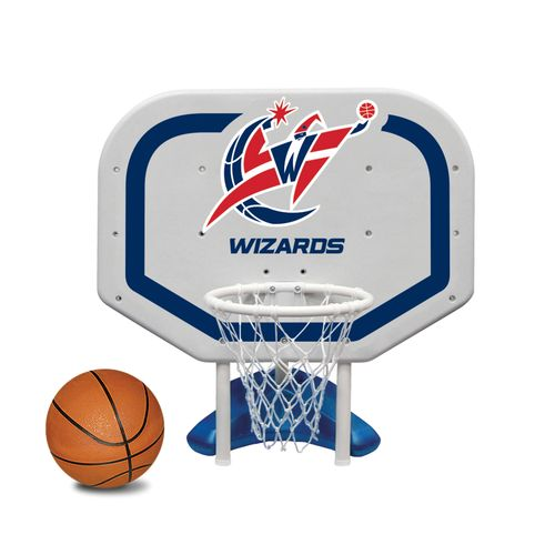 Poolmaster® Washington Wizards Pro Rebounder Style Poolside Basketball Game