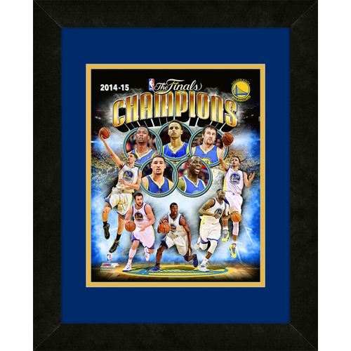 "Photo File Golden State Warriors 2015 NBA Champions 8"" x 10"" Photo"