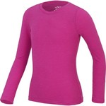 BCG™ Girls' Basic Long Sleeve Cotton Jersey T-shirt