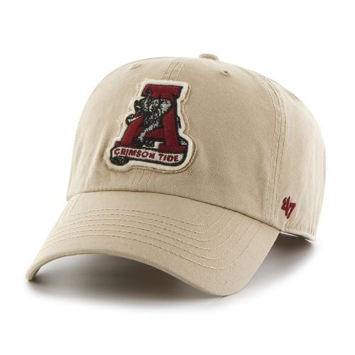'47 Men's University of Alabama Wright Clean Up Cap