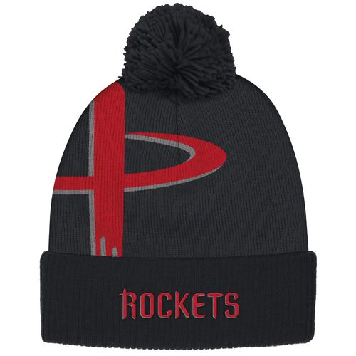 adidas™ Men's Houston Rockets Cuffed Knit Cap