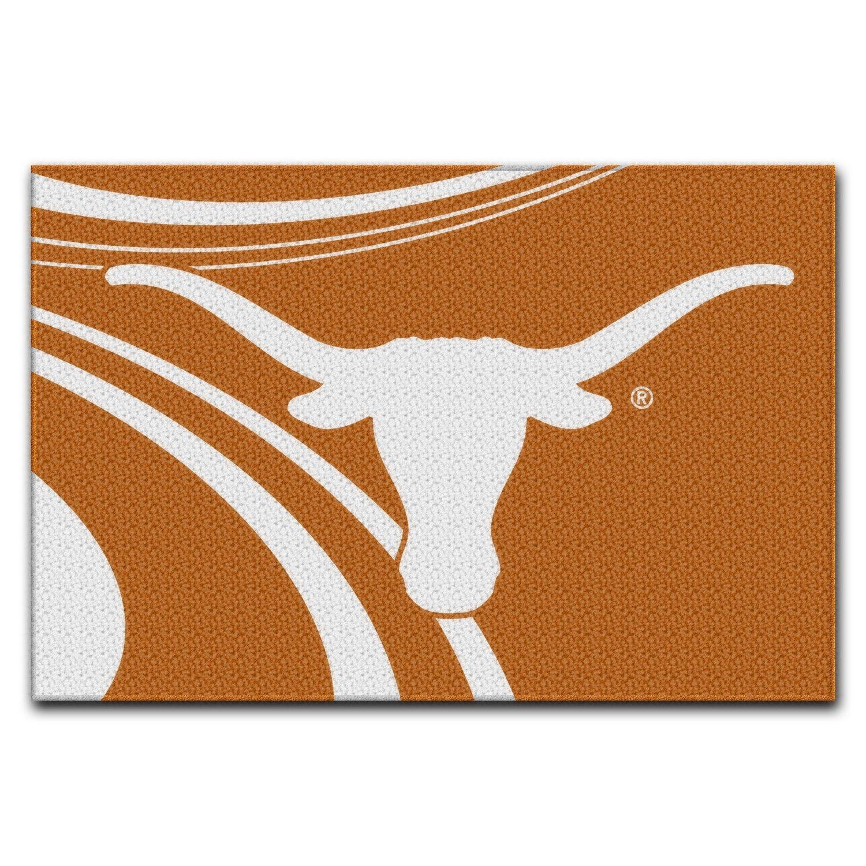 The Northwest Company University of Texas Acrylic Tufted