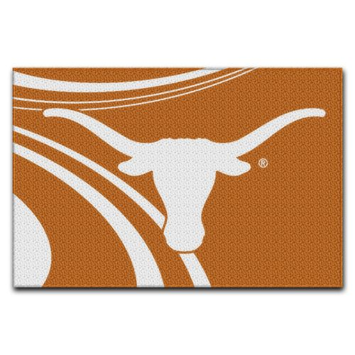 The Northwest Company University of Texas Acrylic Tufted Rug