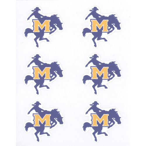 Stockdale McNeese State University Face Decal