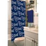 The Northwest Company Tennessee Titans Shower Curtain