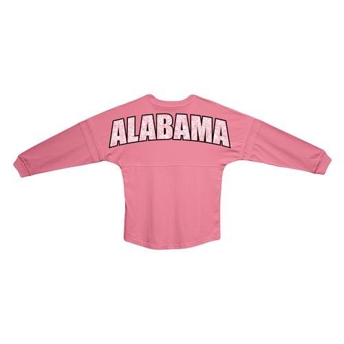 Boxercraft Women's University of Alabama Paisley Pom Pom Jersey