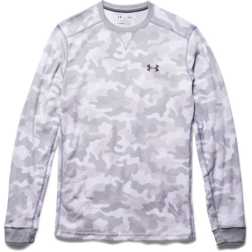 Under Armour® Men's Amplify Camo Thermal Crew Top