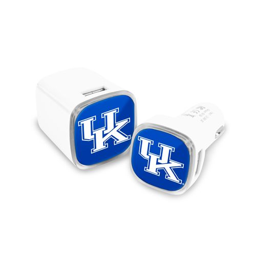 Mizco University of Kentucky USB Chargers 2-Pack