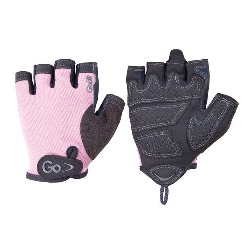 GoFit Women's Pearl-Tac Weightlifting Gloves