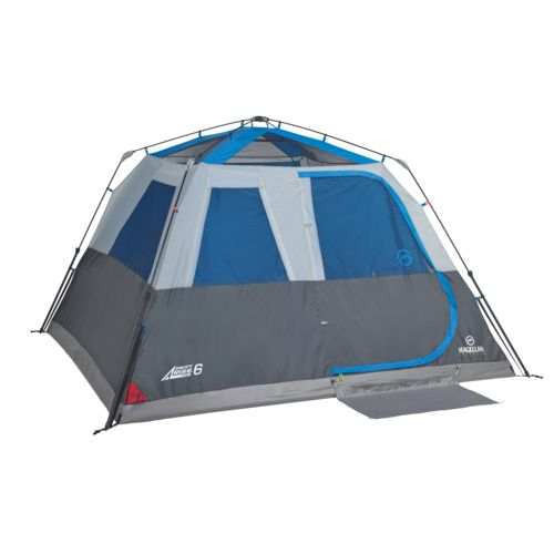 Magellan Outdoors SwiftRise Instant 6 Person Cabin Tent - view number 5
