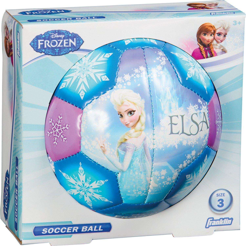 Franklin Disney Frozen Air Tech Size 3 Soccer Ball - view number 2