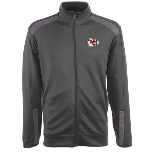 Antigua Men's Kansas City Chiefs Flight Jacket