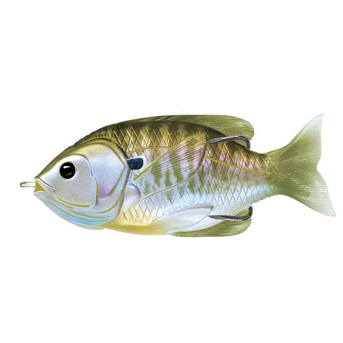 "LIVETARGET Sunfish Hollow Body 3"" Swim Bait"