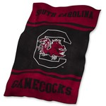 Logo University of South Carolina Ultrasoft Blanket