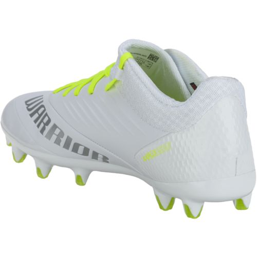 Warrior Men's Burn 9 Low Lacrosse Cleats - view number 3