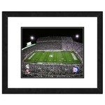 "Photo File Michigan State University Stadium 16"" x 20"" Matted and Framed Photo"