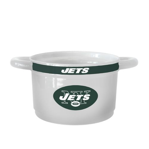 Boelter Brands New York Jets Gametime 23 oz. Ceramic Bowl
