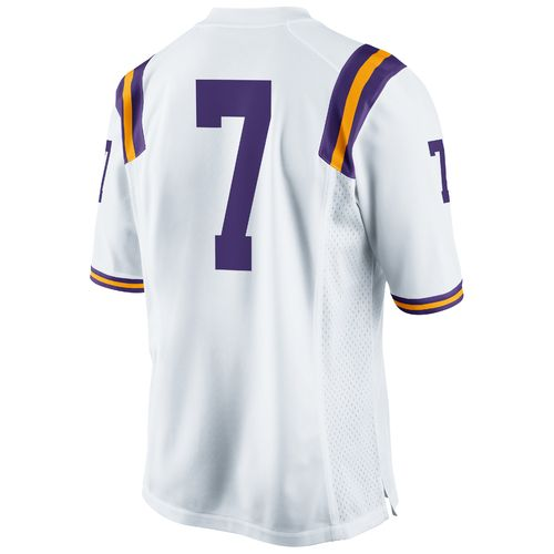 Nike Men's Louisiana State University Game Jersey - view number 2
