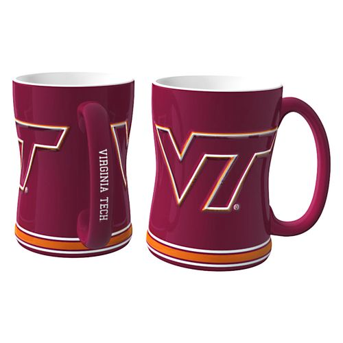 Boelter Brands Virginia Tech 14 oz. Relief Mugs 2-Pack