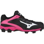 Mizuno Girls' Finch Franchise 6 Advanced 9-Spike Molded Softball Cleats - view number 1
