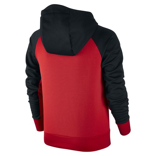 Nike Boys' Therma-FIT Pullover Training Hoodie - view number 2
