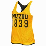 Colosseum Athletics Women's University of Missouri Triple Crown Reversible Tank Top