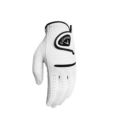 Callaway Men's Chev Feel Left-hand Golf Gloves 2-Pack