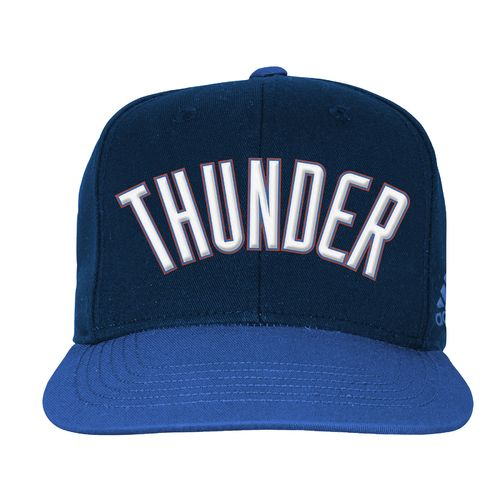 adidas™ Boys' Oklahoma City Thunder On-Court Cap