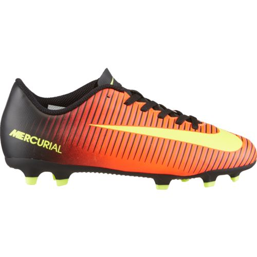 Nike Kids' Jr. Mercurial Vortex III FG Soccer Shoes