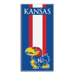 The Northwest Company University of Kansas Zone Read Beach Towel