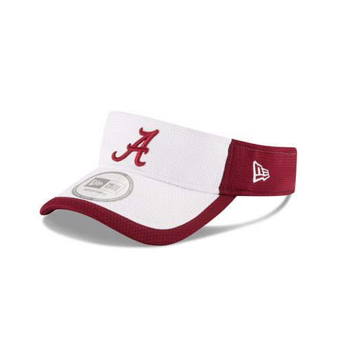 New Era Men's University of Alabama Training Visor