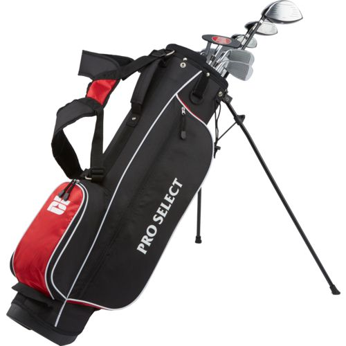 Display product reviews for Pro Select Golf Package Set